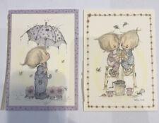 Vintage Hallmark Betsey Clark Postcards Unused, Lot Of 7