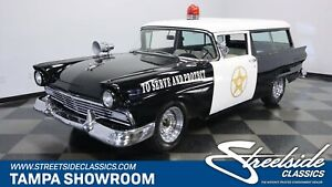 1957 Ford Other Ranch Wagon Police Car
