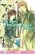 Only The Ring Finger Knows Volume 3: The Ring Finger Falls Silent (Yaoi Novel)