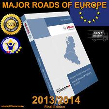 TELEATLAS DX MAJOR EUROPE NAVIGATION MAP DISC MFD1 MERCEDES COMAND 2.0 2014 GOLF