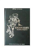 Kingdom Hearts II PS2 Bonus Another report Art Book NEW