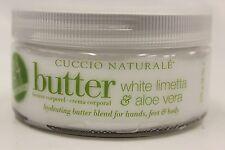 C3281 - Cuccio - White Limetta & Aloe Vera 8 oz. - Brand New