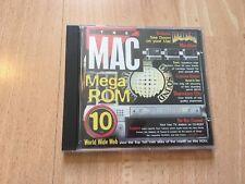 The MAC Magazine July 1995 Mega ROM CD Demos Shareware Software Apple Retro