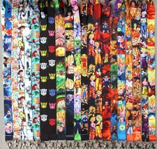 500 pcs mixed Classic Cartoon Mobile Cell Phone Lanyard Neck Straps Party Gifts