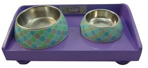 Ant Free Ants Off Proof Feeding Food Table Cats Dogs Pets New 4 colours