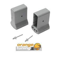 Hymer Traversenschuhset 0053483 60x22 mm Gummischuhe für Leiter Steheiter