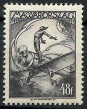 Hungary 1933 SG#558, 48f Air MH #A92898