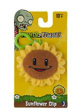 Key Chain - Plants vs. Zombies - Sunflower  Mini Plush Clip Anime 92910-2