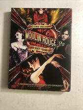 Moulin Rouge (Dvd, 2001, 2-Disc Set)