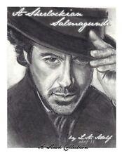 "Sherlock Holmes Fanzine ""A Sherlockian Salmagundi"" SLASH Holmes/Watson"