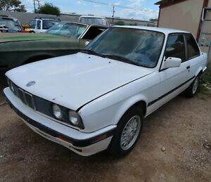 1990 BMW 3-Series Sport package with air dam