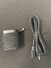 Genuine AC Adapter For Dell 30W USB-C HA30NM150 DA30NM150 F17M7 0F17M7 Charger