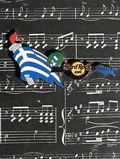 Hard Rock Cafe - Athens Flag Guitar, version 1 2006