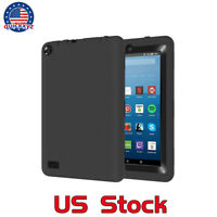 Case Cover Heavy Rugged Shockproof For Amazon Kindle Fire 7 Tablet WaterProof US