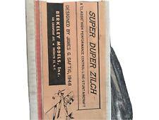 Super Duper Zilch Contol-line Airplane Kit
