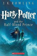 NEW Harry Potter and the Half-Blood Prince (Book 6) by J.K. Rowling