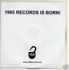 "(122V) 1965 Records 7"" Single Club - DJ CD"