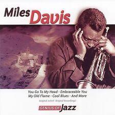 Miles Davis : Genius of Jazz CD