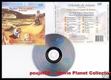 """LASSUS """"Messe Tous les Regretz"""" (CD) Higginbottom 2002"""