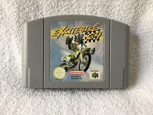 EXCITEBIKE 64 - Nintendo 64 N64 - PAL EUR