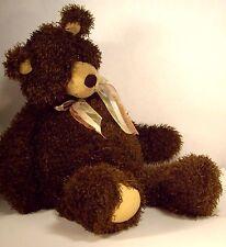 "FIRST AND MAIN TEDDY BEAR No 1066 ""GRAHAM"" 16"" Stuff Plush Wildlife Animal"