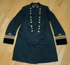 Vintage Early 1900s ODD FELLOWS IOOF Patriarch Militant Frock Coat BULLION 36