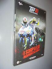 DVD N°3 TOP 10 MOTOMONDIALE I SORPASSI INDIMENTIBILI GP AGOSTINI ROSSI CAPIROSSI