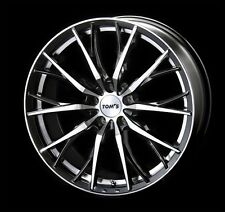 TOM'S TH01 wheels rims LEXUS RX/F SPORT 8.5J-20 +35 5x114.3 set of 4 from JAPAN