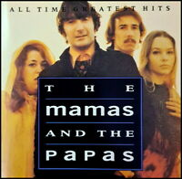 MAMAS AND THE PAPAS  *  20 Greatest Hits  *  New CD  * All Original Versions
