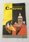 Cuervo Cocktails Recipes Tequila English/Spanish Booklet Drinks Bartender