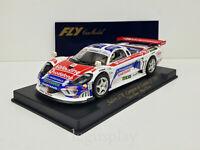 Slot car Scalextric Fly 88026 Saleen S7R Campeón de España GT 2002 - A266