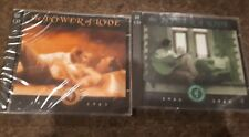 THE POWER OF LOVE 1984 - 1985 & 1986 - 1987  TIME LIFE CD ALBUMS BOTH SEALED NEW