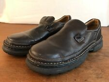 BJORNDAL Duke Slip On Leather Casual Loafers Shoes Mens Size 12