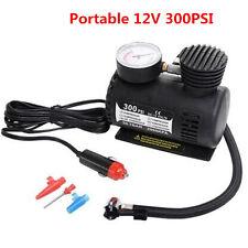 Universal Car Inflatable Pump Portable Mini Air Pumps Compressor DC 12V 300 PSI