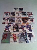 *****Luc Robitaille*****  Lot of 100+ cards.....58 DIFFERENT / Hockey
