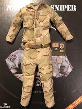 FLAGSET US Navy Seals Sniper FS-73004 Desert Battle Dress Loose échelle 1/6th