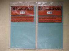 PLASTRUCT #WPSB-208 CALM BLUE WATER Acrylic Plastic Sheet for 1/700 Scale Ship