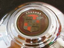 1941 Cadillac HUB CAP Vintage 8 inch Authentic we ship w the Global ship progra