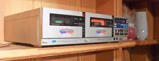 SANSUI Doppelkassettenrecorder D-W9 Compu-Synchro Double Cassette Deck D-W9
