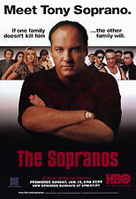 THE SOPRANOS 1ST SEASON movie poster Art Print 36x24inch