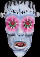 NW VINTAGE frankinstein-Screws mask- Lite up eyes Eyes and movable Jaw kids 2986