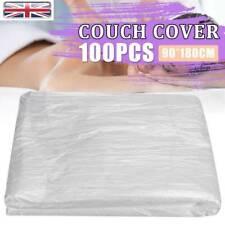 Couverture canapé lit jetable 100x pr protection traitement beauté tables SH