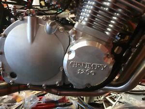 """Suzuki GSX1100EFE """"Grumpy1260"""" Billet Ignition Cover"""