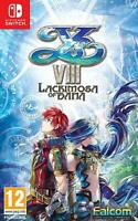 Ys VIII Lacrimosa of DANA Nintendo Switch Game