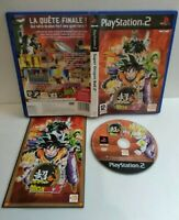 Super Dragon Ball Z - Jeu PS2 - Pal français - Comme neuf - Complet