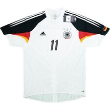 2004-05 Germany Home Shirt Euro 2004 Klose #11 Bayern *BNWT*