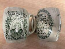 W.H Schofield Mugs x2