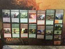 Red Green*Eldrazi* -Pauper Legal- MTG Magic the Gathering Deck Ready To Play!