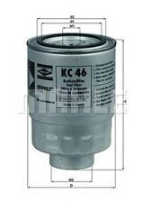 MAHLE / KNECHT Kraftstofffilter KC 46 ( KC46 )