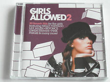 Girls Allowed 2 - Various (CD Album) Used Very Good